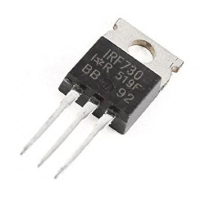 Транзистор IRF730N    Польовий N-channel транзистор TO-220