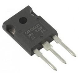 Транзистор IRG4PC50UD  (600V*55A*200W)  TO-247