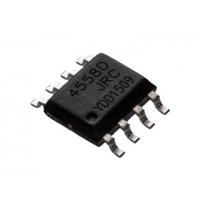 Мікросхема JRC4558D (SOP-8)