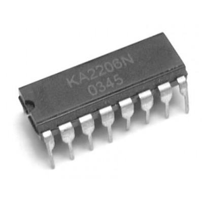 Мікросхема KA2206B (DIP-16)