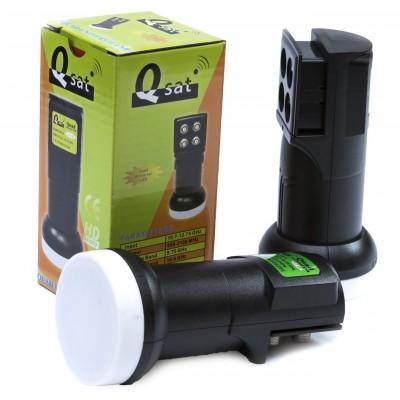 Конвертор Quadro Q-SAT QK-4   0.2db