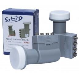 Конвертор Quadro SATCOM S-403  0.1db