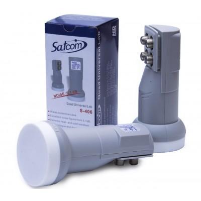 Конвертор Quadro SATCOM S-406  0.1db