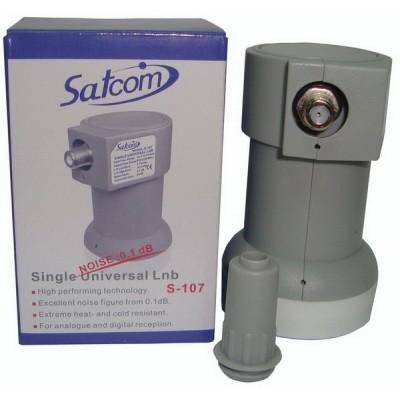 Конвертор single Satcom S107