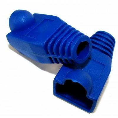Ковпачок 8p8c ( RG45) /синій