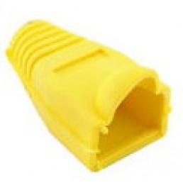 Ковпачок 8p8c ( RG45) /жовтий