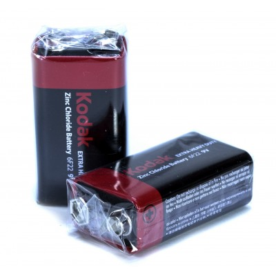Крона 6F22 Kodak LongLife