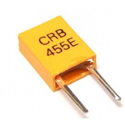Кварц 455 kHz 2pin (пульт)