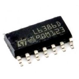 Мікросхема L6386D (smd)