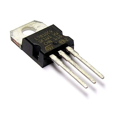 L7810CV TO220 (метал)