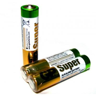 Батарейка LR03 (AAA) GP Super 24AEB-2S2 1x2