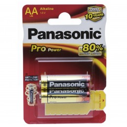 LR06 (AA) PANASONIC Pro Power 1x2