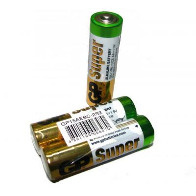 Батарейка LR06 (AA) GP Super 15AEBС-2S2 1x2