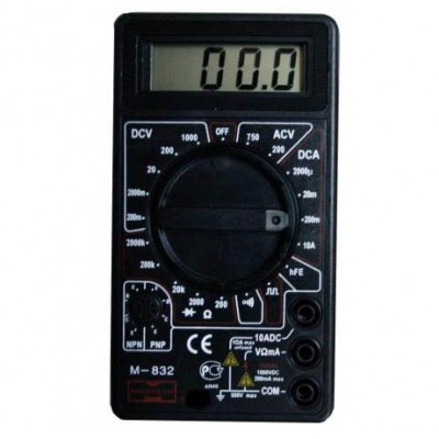 Цифровий мультиметр M830B