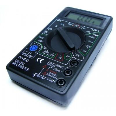 Цифровий мультиметр DT832