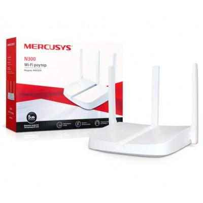 Маршрутизатор MERCUSYS MW305R_v2 IEEE802.11b/g/n 300Mbps