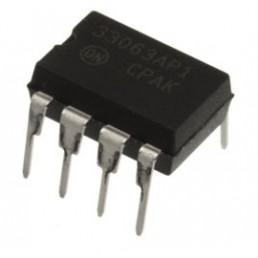 Мікросхема MC34063AB  (DIP-8)