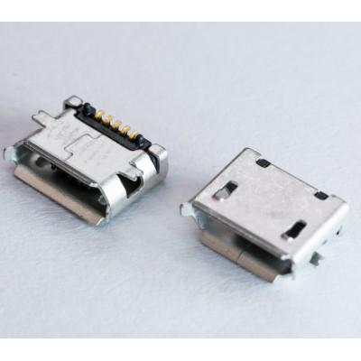 Гніздо Micro USB B SMT 5pin