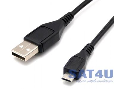 Шнур шт.USB/шт.micro USB Samsung (1.0m)