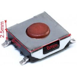 Мікрік 6x6x2.5 mm
