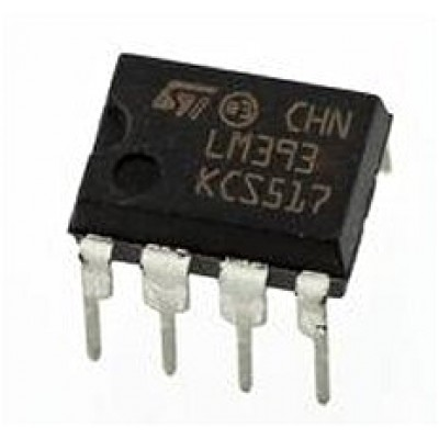 Мікросхема LM393 (DIP-8)