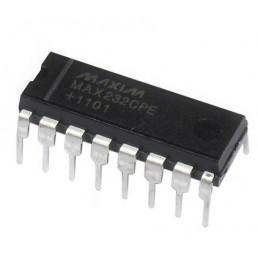 Мікросхема MAX232CPE (DIP-16)