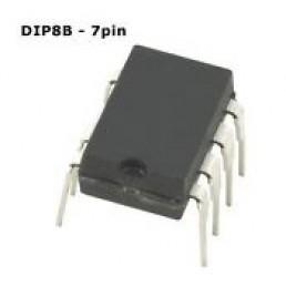 Мікросхема MIP2E1D (DIP 7-A1(CF) (7W/700V/0.4A/100 kHz)