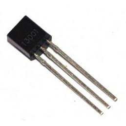 Транзистор MJE13001 (400V*0.2A*1W) (TO-92) n-p-n