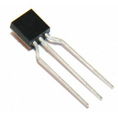 Транзистор MPSA44 (500V*0.3A*0.6W) (TO-92) n-p-n