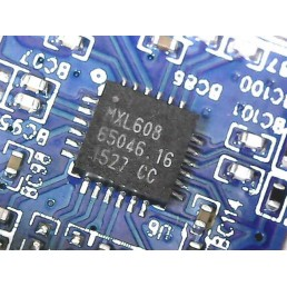 Мікросхема MXL608-AG (QFN24) (star-q 168)
