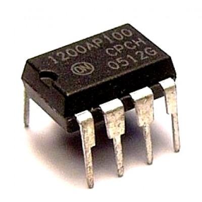 Мікросхема NCP1200AP100 (DIP-8)