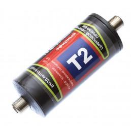 Підсилювач  DVB-T2  герметичний  +25db (5V)