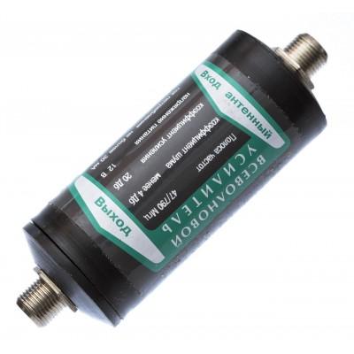 Підсилювач DVB-T2 герметичний  +20db