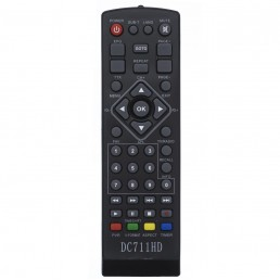 Пульт DVB-T2 D-Color DC711HD (CE)