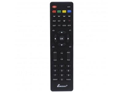 Пульт DVB-T2 EUROSKY ES-18 HD (CE). Купити Пульт DVB-T2 EUROSKY ES-18 HD (CE) Рівне || SAT4U. 3605083