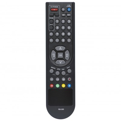 Пульт DVB-T2 ROMSAT RS-300