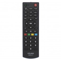 Пульт STRONG DVB-T2 SRT8502 (CE)