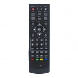 Пульт DVB-T2 World Vision T34