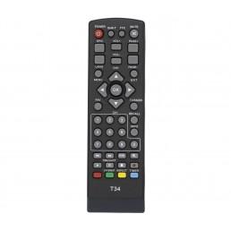 Пульт DVB-T2 World Vision T34  DVB-T2 (CE)