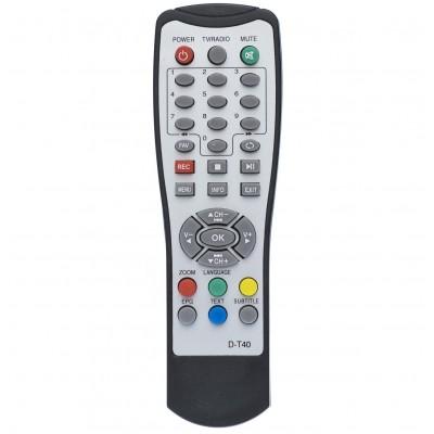Пульт DVB-T2 World Vision T40