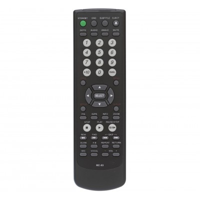 Пульт DVD BBK RC-53 (CE)