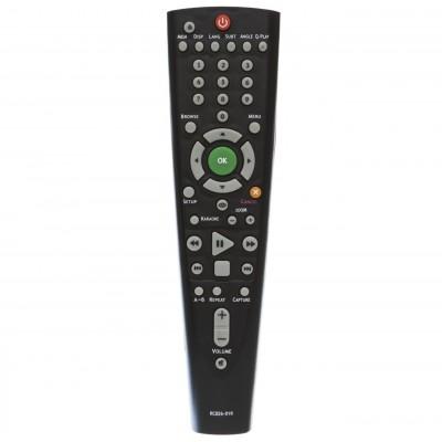 Пульт DVD BBK RC026-01R (CE)