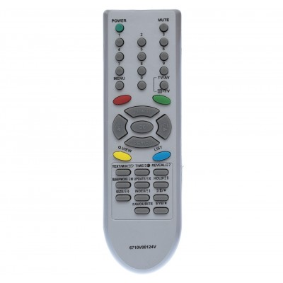 Пульт LG 6710V00124V (CE)