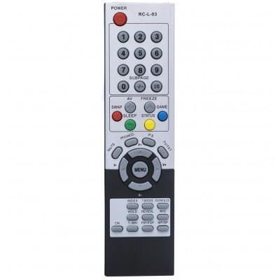 Пульт Sitronics RC-L-03 LCD (CE)