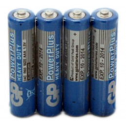 R03 (AAA) GP PowerPlus /4S
