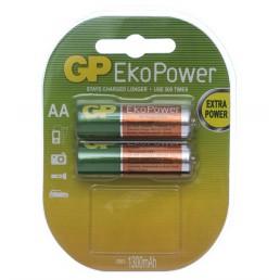 R06 AA 1300mAh/B2  GP Ni-MH ekopower