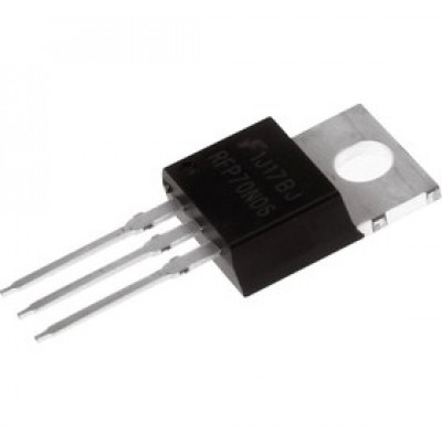 Транзистор RFP70N06 (60V*70A*0.014 Ohm) (TO-220) N-channel