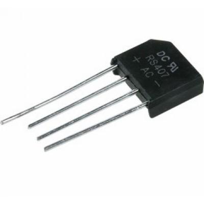 Діодний міст RS407 (4A* 700V)