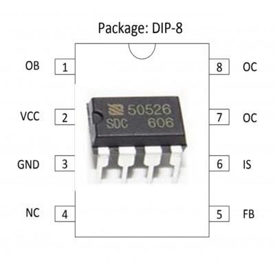 Мікросхема SDC606 (DIP-8)