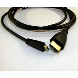 Шнур HDMI/micro HDMI 1.5m